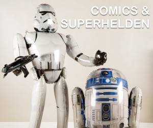 Comics & Superhelden